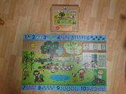 Bodenpuzzle - Moses Mein kleiner Garten