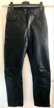 Motorradhose Lederhose Polo Regular Cut
