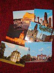 BERLIN 12 alte Ansichtskarten - incl