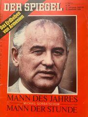 Der Spiegel 10 historische Originalausgaben