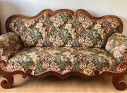 Sofa Couch - Biedermeier