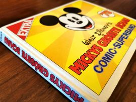 Comics, Science fiction, Fantasy, Abenteuer, Krimis, Western - Mickey Mouse Mickeys Grösste Schau