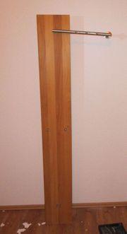 Gardarobe mit Holzpanel