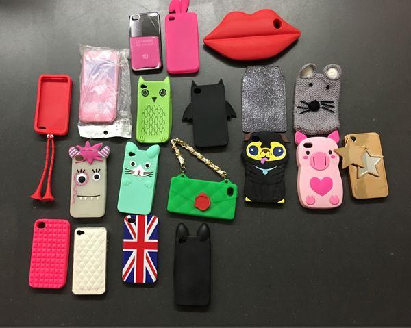 18 Handyhüllen für iPhone 4