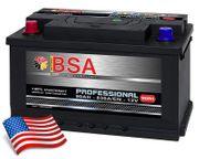 BSA Autobatterie Professional 90Ah Pol