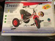 Dreirad mit Luftbereifung - Rolly Toys