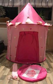 Prinzessinenzelt Prinzessin Zelt mit Verpackungstasche