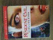 Resident Evil set Film cd