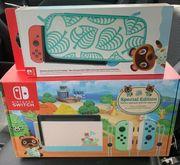 Neue Konsole Nintendo Switch Animal