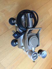 Druckluftkompressor Sparmax - Airbrush