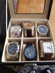Diverse Herren Armbanduhren