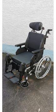 Multifunktions Rollstuhl Netti Comfort 4U