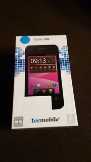 tecmobile oyster 500 neu