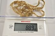 750er Gold Königskette