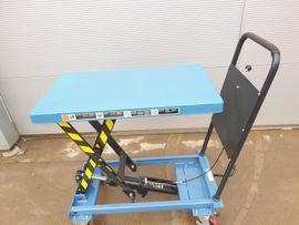 Bild 4 - Fetra 6832 hydraulischer Scherenhubtisch Hubtisch - Burscheid