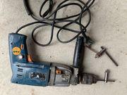 Schrauber Elektro mit 2 Bohrfutter