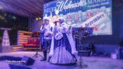 Wohnzimmerkonzert- Weihnachts- Show- Programm