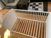 Easy Baby - Baby Bett Umbaubett