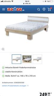 Futonbett Bett