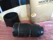 Nikon Nikkor 24-70 mm F
