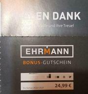 Möbel Ehrmann Gutschen 25