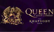 1 Queen Adam Lambert Sitzplatz
