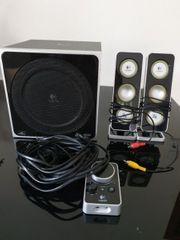 Lautsprecher Logitec 74