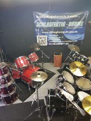 Schlagzeuglehrer sucht Schlagzeuglehrer in