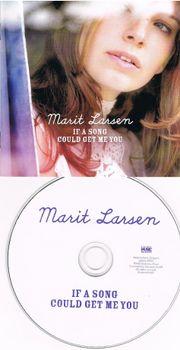 CD - Marit Larsen - If A