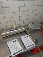 UV Wasseraufbereitungsanlage