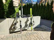 Fahrradträger für VW T5 Skiträger