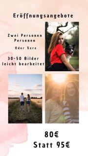 Fotoshooting Pärchen Freunde Portrait Hunde