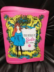Barbie Koffer mit viel Gewand