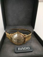 Rado 56-H Armbanduhr Automatik 18K
