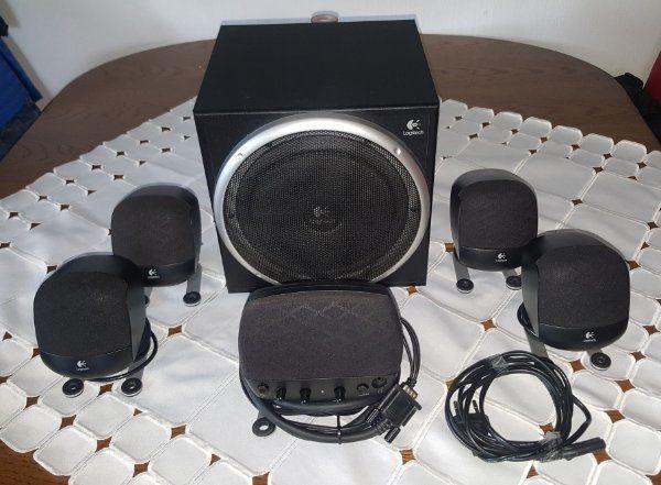 Logitech Z640 Soundsystem 5 1