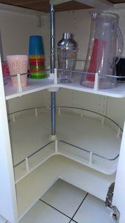 Eckschrank mit Karussell von Ikea