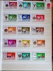Briefmarken Sport 12 Lot a