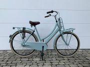 Hollandrad Damenfahrrad kaum benutzt