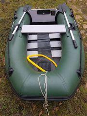 Schlauchboot für Angler