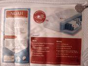 Hochwertige Taschenfederkern-Matratze 100x200cm H3 fast