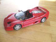 Ferrari F50 1995 v Burago