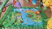 Spielebogen Fisher Price Rainforest