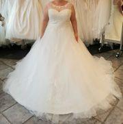 ungetragenes Brautkleid
