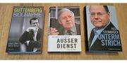 Bücher - Politiker - Biographie - Schmidt Guttenberg