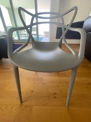 6 Stk Designer Stühle Kartell