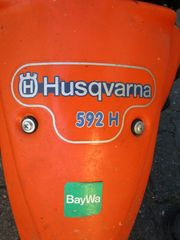 Balkenmäher Husqvarna 592h
