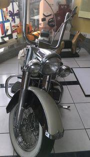 Original Harley Davidson Panhead Baujahr