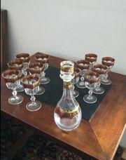 Weingläser Set Kristall Gläser