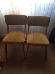 2 Stühle 60er - 70 er