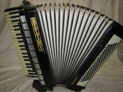 Akkordeon Belini Maestro 120 Bässe